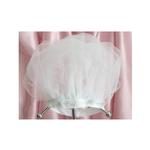 View Image 1 of Chiffon and Tulle Dog Wedding Veil