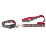View Image 2 of Christmas Diamond in the Ruff Dog Leash