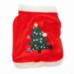 View Image 1 of Christmas Tree Dog Cape