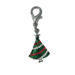 View Image 1 of Christmas Tree Holiday Collar Charm