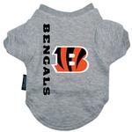 View Image 1 of Cincinnati Bengals Dog T-Shirt