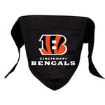 View Image 2 of Cincinnati Bengals Mesh Dog Bandana