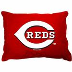 View Image 1 of Cincinnati Reds Dog Bed