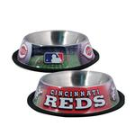 View Image 1 of Cincinnati Reds Dog Bowl