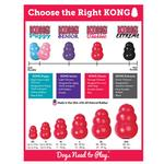View Image 4 of Classic KONG Hard Rubber Dental Dog Toys