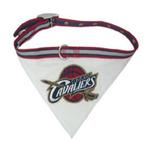 View Image 1 of Cleveland Cavaliers Dog Collar Bandana
