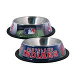 View Image 1 of Cleveland Indians Dog Bowl