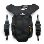 View Image 2 of Clickit Utilty Dog Harness by Sleepypod - Jet Black