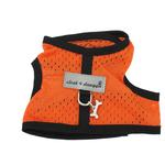 View Image 1 of Cloak & Dawggie Cool Mesh Harness Vest - Orange
