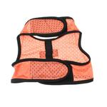 View Image 2 of Cloak & Dawggie Cool Mesh Harness Vest - Orange
