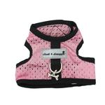 View Image 1 of Cloak & Dawggie Cool Mesh Harness Vest - Pink