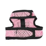View Image 3 of Cloak & Dawggie Cool Mesh Harness Vest - Pink