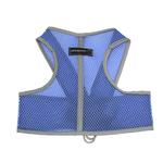 View Image 2 of Cloak & Dawggie Sport Mesh Step-N-Go Harness - Blue