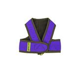 View Image 1 of Cloak & Dawggie Step-N-Go Fleece Lined Harness - Lilac
