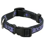 View Image 1 of Colorado Rockies Baseball Printed Dog Collar