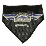 View Image 1 of Colorado Rockies Mesh Dog Bandana
