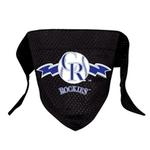 View Image 2 of Colorado Rockies Mesh Dog Bandana