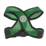 View Image 2 of Comfort Dog Harness by Gooby - Green