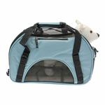 View Image 1 of Comfort Pet Carrier - Mineral Blue