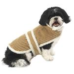 View Image 1 of Cordova Dog Coat - Camel