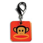 View Image 1 of Core Julius Orange Dog Collar Charm