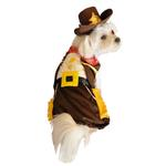 View Image 1 of Cowboy Halloween Dog Costume