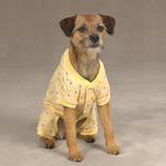 View Image 3 of Cozy Dog Pajamas - Yellow Duck