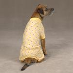 View Image 2 of Cozy Dog Pajamas - Yellow Duck