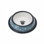 View Image 4 of Crazy Paws Designer Plastic Dog Bowl
