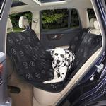 View Image 1 of Hammock Car Seat Cover - Black