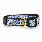 View Image 1 of Curly Q Cat Collar by Up Country