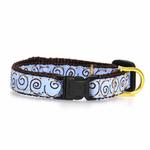View Image 2 of Curly Q Cat Collar by Up Country