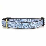 View Image 1 of Curly Q Dog Collar by Up Country