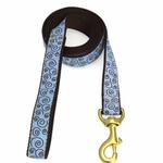 Curly Q Dog Leash by Up Country
