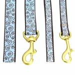 View Image 2 of Curly Q Dog Leash by Up Country