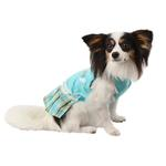 View Image 3 of Dainty Dog Dress by Pinkaholic - Aqua