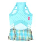 View Image 2 of Dainty Dog Dress by Pinkaholic - Aqua