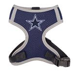 Dallas Cowboys Dog Harness