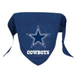 Dallas Cowboys Mesh Dog Bandana