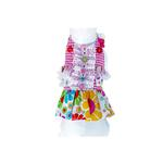 View Image 1 of Darlin' Daisy Dog Harness Dress - Pink