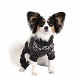 View Image 1 of Daydream Dog Jumpsuit by Pinkaholic - Gray