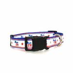 View Image 2 of Democratic Party Nylon Dog Collar