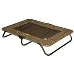 View Image 2 of Designer Pet Cot - Tan Bone
