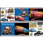 Disney Cars Bedroom Decor - Victory Lane Wall Decorating Kit