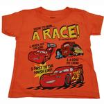 Disney Cars Clothing - How To Win A Race T-Shirt