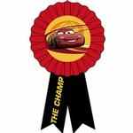 Disney Cars Party Supplies - Award Ribbon