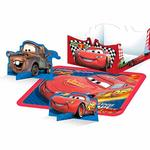 Disney Cars Party Supplies - Punch-Out Decorations Book