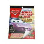 Disney Cars Party Supplies - Reward Stickers Book