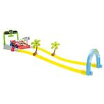 Disney Cars Toys - Cars World Grand Prix Splash Speedway Track Set