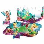 Disney Fairies Party Supplies - Punch-Out Decorations Book